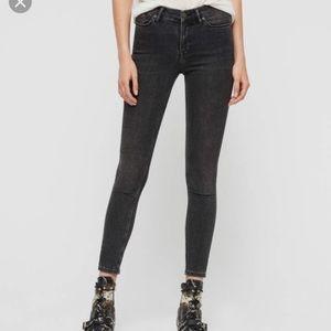 All Saints Grace Skinny Jeans